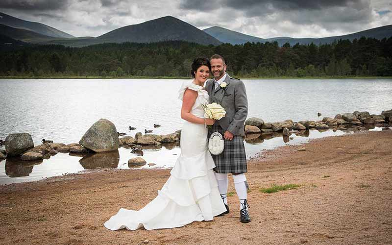 Perfect Wedding Venue Coylumbridge Hotel Aviemore