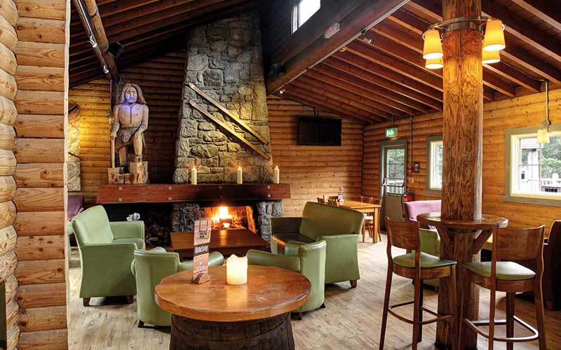 Woodshed Bar Coylumbridge Hotel Aviemore